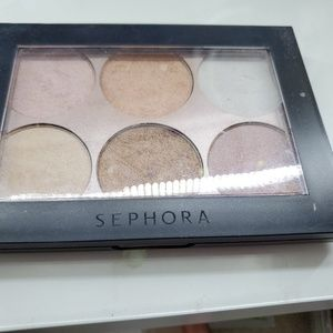 Sephora highlight palette